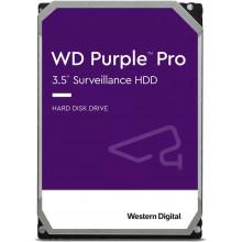 Жесткий диск WD Original SATA-III 8Tb WD8001PURP Video Purple Pro (7200rpm) 256Mb 3.5