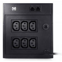 ИБП Powercom Raptor RPT-1500AP (900Вт, 1500ВА, черный)