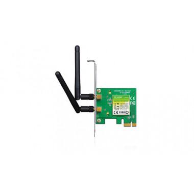 Сетевой адаптер WiFi TP-Link TL-WN881ND PCI Express (ант.внеш.съем) 2ант.