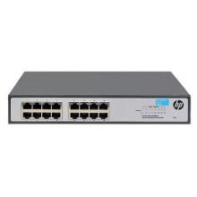 Коммутатор HPE OfficeConnect 1420 JH016A неуправляемый