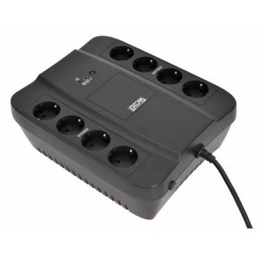 ИБП Powercom Spider SPD-650N (390Вт, 650ВА, черный)