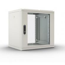 Шкаф коммутационный ЦМО ШРН-М-12.500.1 12U 600x456мм пер.дв.металл 50кг серый