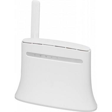 Интернет-центр ZTE MF283 10/100BASE-TX/4G(3G) белый