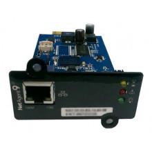 Сетевая карта Powercom SNMP CY504 (CY504)