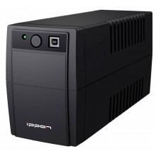 ИБП Ippon Back Basic 650 Euro (360Вт, 650ВА, черный)