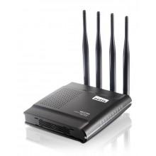 Роутер беспроводной Netis WF2780 AC1200 10/100/1000BASE-TX