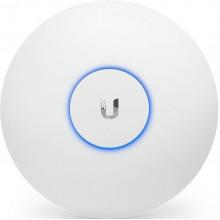 Точка доступа Ubiquiti UAP-AC-LR(EU) 10/100/1000BASE-TX белый (упак.:1шт)