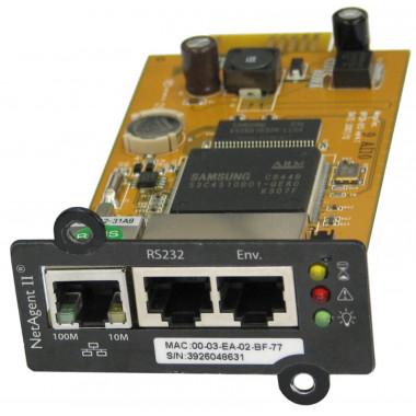 Блок управления Powercom BP506-06-LF for UPS NetAgent II(BT506) internal 3ports