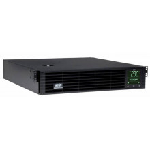 ИБП Tripplite SmartPro SMX1500XLRT2U (1350Вт, 1500ВА, черный)