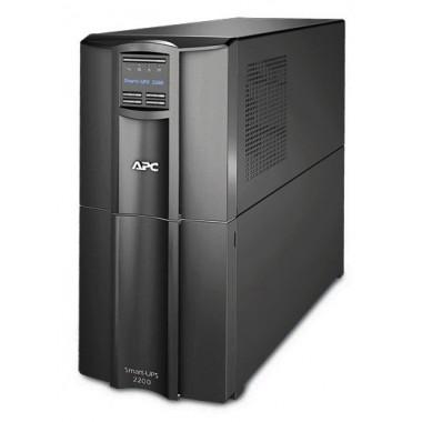 Источник бесперебойного питания APC Smart-UPS SMT2200I 1980Вт 2200ВА черный
