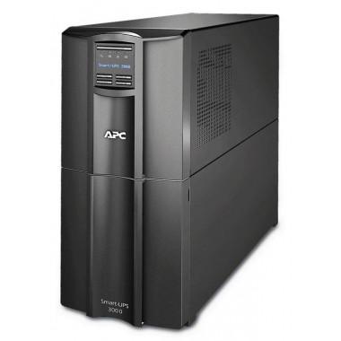 Источник бесперебойного питания APC Smart-UPS SMT3000I 2700Вт 3000ВА черный