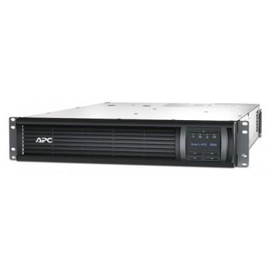 ИБП APC Smart-UPS SMT3000RMI2U (2700Вт, 3000ВА, черный)