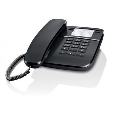 Телефон проводной Gigaset DA410 черный