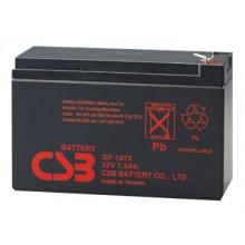Батарея для ИБП CSB GP1272F2 (28W, 12В, 7.2Ач)
