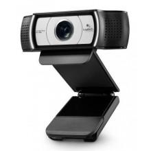 Камера Web Logitech HD Webcam C930e черный 3Mpix USB2.0 с микрофоном для ноутбука