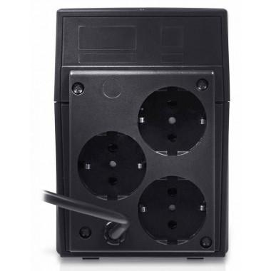 ИБП Powercom Raptor RPT-800A (480Вт, 800ВА, черный)