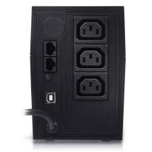 ИБП Powercom Raptor RPT-1000AP (600Вт, 1000ВА, черный)