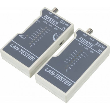 Тестер кабельный Lanmaster TWT-TST-200