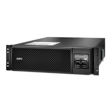 ИБП APC Smart-UPS SRT SRT5KRMXLI (4500Вт, 5000ВА, черный)