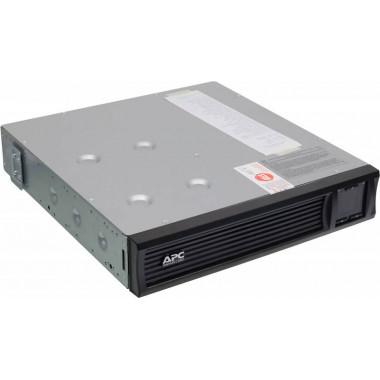 ИБП APC Smart-UPS C SMC2000I-2U 1300Вт 2000ВА черный