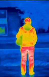 В продажу поступили тепловизоры для измерения температуры